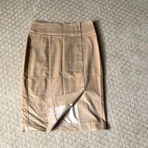 BEBE skirt size 2 high waist
